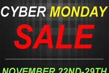 Black Friday/Cyber Monday Sale
