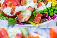 Soups & Salads / by Stephanie Rayniak