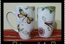 ceramica pintura a mano