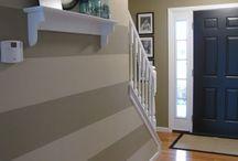 Hallway & Foyer Ideas / by Mosby Building Arts