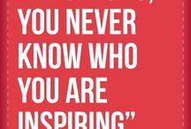 Do something you love everyday / Inspiration, motivation...