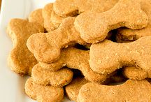 Dog Food/Treats / by Trisha Frey