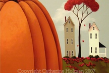 Art - Autumn / by Troll Seller