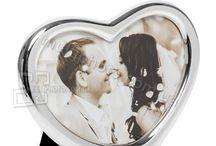 Рамка в виде сердца / У нас вы можете купить красивые рамка сердце купить и мультирамка сердце на много фото.