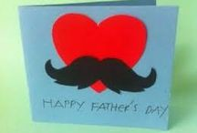 crafts for kids cards for father s day