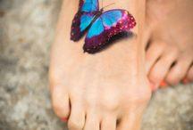 Tetování- nápady