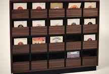 Plattenkreisel® header / Plattenkreisel - upscale vinyl record storage