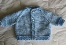 Premature knitting