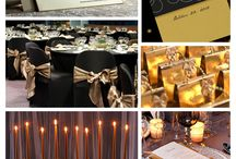 The Golden Touch from eInvite / TREND ALERT: The Golden Touch. Gorgeous gold tones are a major trend for Fall 2014. Versatile and always classic, gold makes everything a little more regal!