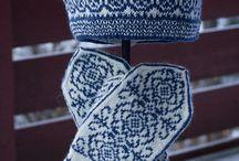 Hand & head warmers. / by Helen Howard