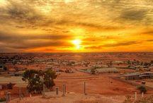 desert towns