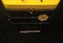 Custom made jewelry boxes