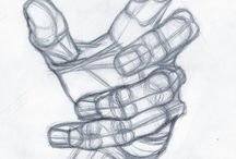 Art Ref: Hands/Feet
