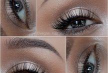 Hair, Make-up Art, Mani & Pedi! / by Bethania Thomas
