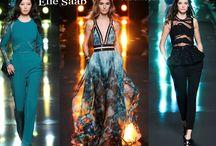 Elie Saab / Elie Saab collezione e catalogo primavera estate e autunno inverno abiti abbigliamento accessori scarpe borse sfilata donna.