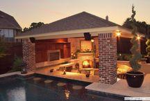 Alfresco & Pool Ideas