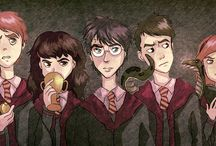Harry Potter geekdom!