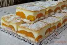 Rezepte - Kuchen und Kekse