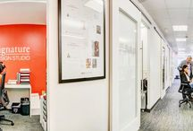 Our Signature Offices / beautiful spacious offices interior design architecture modern and contemporary