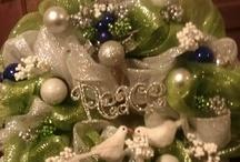 Vánoce / ruční práce - dekorace