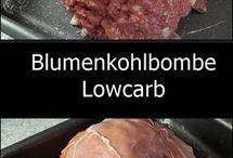 Kochen low carb