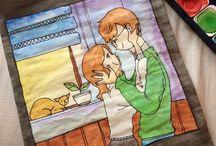 My drawings/paintings