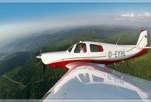 Fliegerei Ruschmeyer R 90 RG / Ruschmeyer R 90 RG