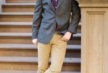 snazzy men's fashion / by Boyd Rashae
