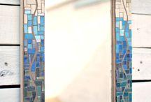 Espelhos/ Entradas sala