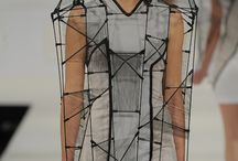 Architecture & Fashion Illustration BTEC