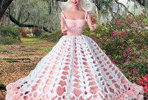Barbie Clothes Crochet Patterns