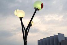 Street light 街灯