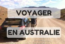 Voyager en Australie / Nos roadtrips à travers le pays des kangourous // Our roadtrips around the country down under