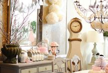 Decorating and Party ideas / by Melinda Thomas