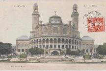 Les cartes postales / Les Archives nationales conservent aussi des cartes postales. Voici une petite sélection !
