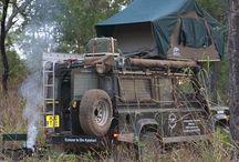 Defender Camper