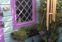 My Haven and sanctuary / The beauty of nature from my garden and sacred space. My Avalon