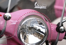I'm secretly dreaming of a Vespa