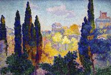 Pointillisme, Divisionnisme, Postimpressionnisme, Art moderne, Néo-impressionnisme