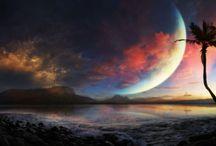 spaces universe