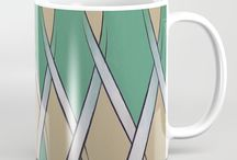 My Paintings on Things / #society6 #redbubble #pixels #fineartamerica #zazzle #cafepress #threadless