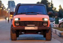 4WD Lada