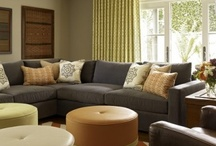 Living Room Ideas / by Shavaun Steele