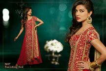 Ethnic women suits / Latest collection of women Indian ethnic wear