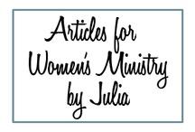 Women's Ministry / by Michelle Khawam