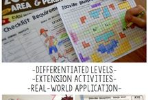 Independent Learning / Independent Learning Activities for Grades 3-5
