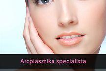 Arcplasztika / az #arcplasztikai műtétről