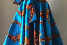 crazy for African print!