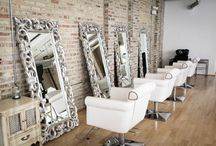 Salon Design / Inspirational images of salon design to help you create a fantastic venue for pampering
