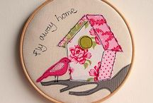 Things to do with an Embroidery Hoop